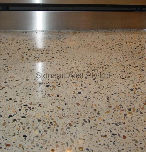 Exposed Aggregate Photo 12
