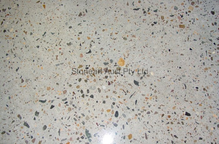 Exposed Aggregate Sample Photo 7
