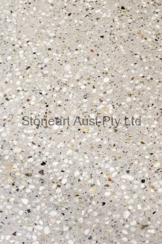 Exposed Aggregate Sample Photo 1