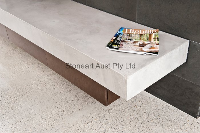 Non Exposed Aggregate (Bench top) Photo 13