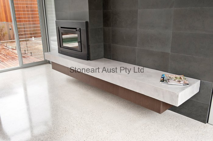 Non Exposed Aggregate (Bench top) Photo 14
