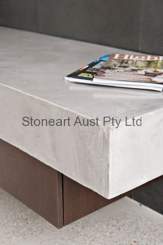 Non Exposed Aggregate (Bench top) Photo 15