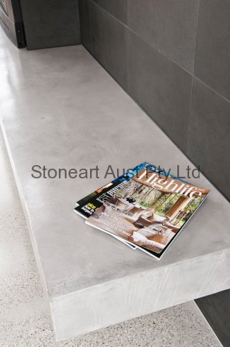 Non Exposed Aggregate (Bench top) Photo 16