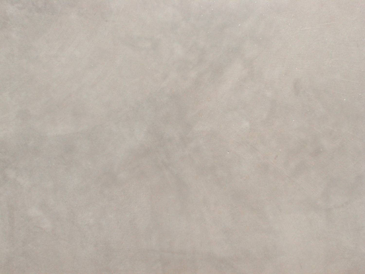 . White Polished Concrete Sample